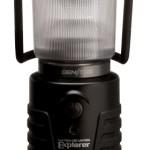 単三電池4本で最大32時間点灯できるLEDランタン GENTOS(ジェントス) EX-431CWが激安特価!送料無料!