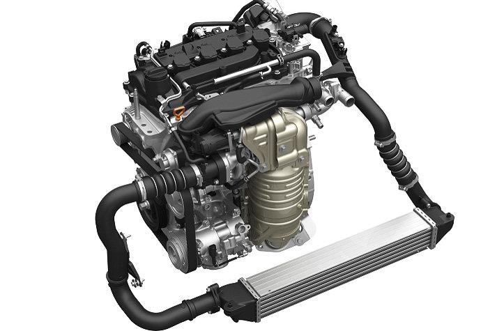 ホンダ1.5Lターボエンジン