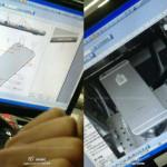 Mac Fan5月号の図面はコレ?Foxconnの工場から新型iPhone6と思われる図面やリアケース写真が流出!