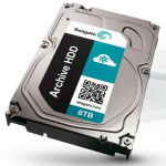 8TB HDDの価格破壊!Seagate社から266ドルのArchive HDD v2発表!