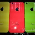 Appleの廉価版iPhoneと思われる赤・黄・緑の背面部品画像が流出!けっこうカラフル!