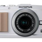 オリンパスのマイクロフォーサーズ ミラーレス一眼 PEN E-P3が今ならさらに3000円引き!送料無料!