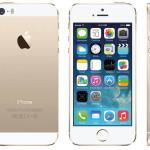 本日iPhone5sとiPhone5cの販売開始!ただしゴールドとシルバーはほとんど入荷無し!