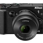 意外とカッコイイ!ニコンの新型Nikon 1 V3の詳細スペックと画像が流出!
