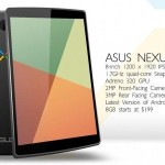 GoogleのNexus7後継機「Nexus8」は64bitプロセッサとAndroid 4.5搭載で今年7月にも発売か!