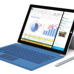 Microsoftの新型「Surface Pro3」がついに発表!ライバルはMacBookAirか?