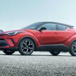 トヨタC-HRがマイナーチェンジ スポーティーなGRスポーツとMTモデルの設定が